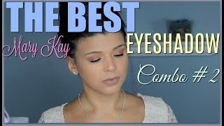 Best Mary Kay Compact Ideas| Eyeshadow Combo #2