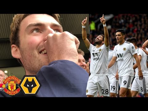 UNDERCOVER IN THE HOME END! Man Utd Vs Wolves Away Day Vlog!