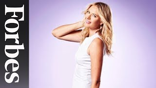 Maria Sharapova On Candy and Business - 30 Under 30 | Forbes