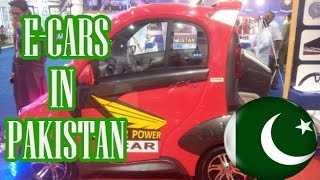 Cheapest Electric Cars to soon hit the roads in Pakistan 2017