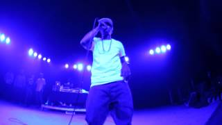 Curren$y - Breakfast Live Acapella Pomona Glasshouse