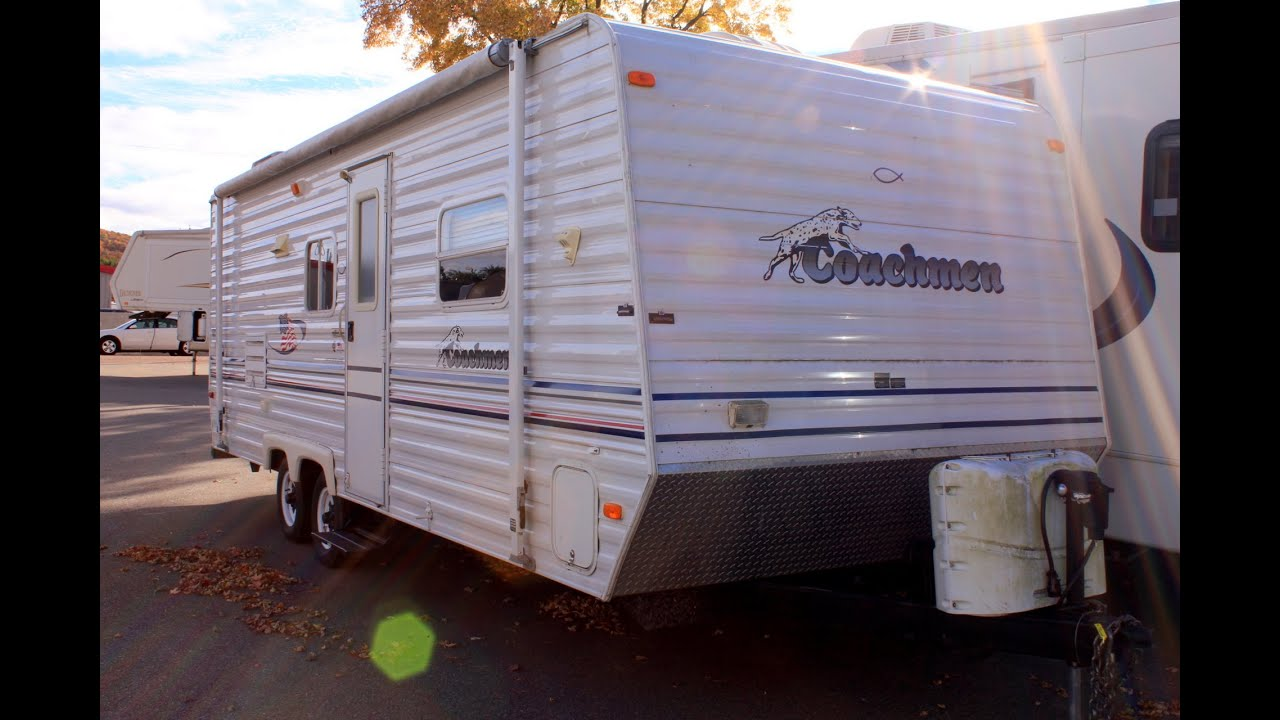 Prowler Travel Trailer Weight