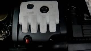 Problème d'injecteur Volkswagen Passat Moteur 2 L
