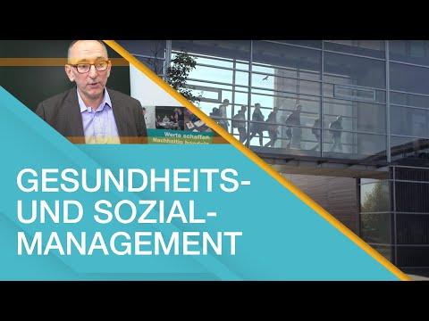 Der Studiengang Gesundheits- und Sozialwirtschaft