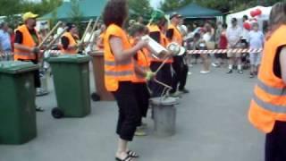 downtown samba wertstoffest 2010