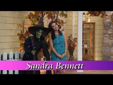 QVC Host Sandra Bennett - YouTube