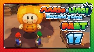Mario & Luigi: Dream Team - Part 17: MEGA PI