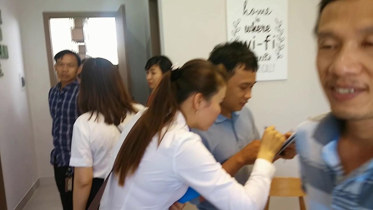 quay clip thật căn hộ C dự án Kingsway Tower Bình Tân