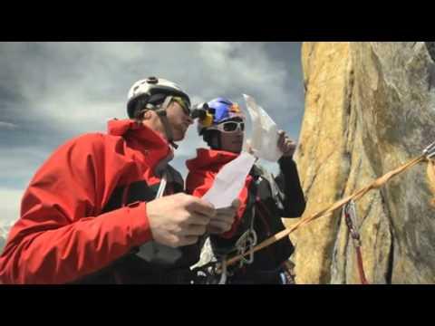Mammut Jubiläumsprojekt: Friedlicher Einsatz von Flugdrohnen bei David Lamas Expedition zum Trango Tower