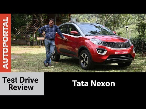 Tata Nexon - Test Drive Review - Autoportal