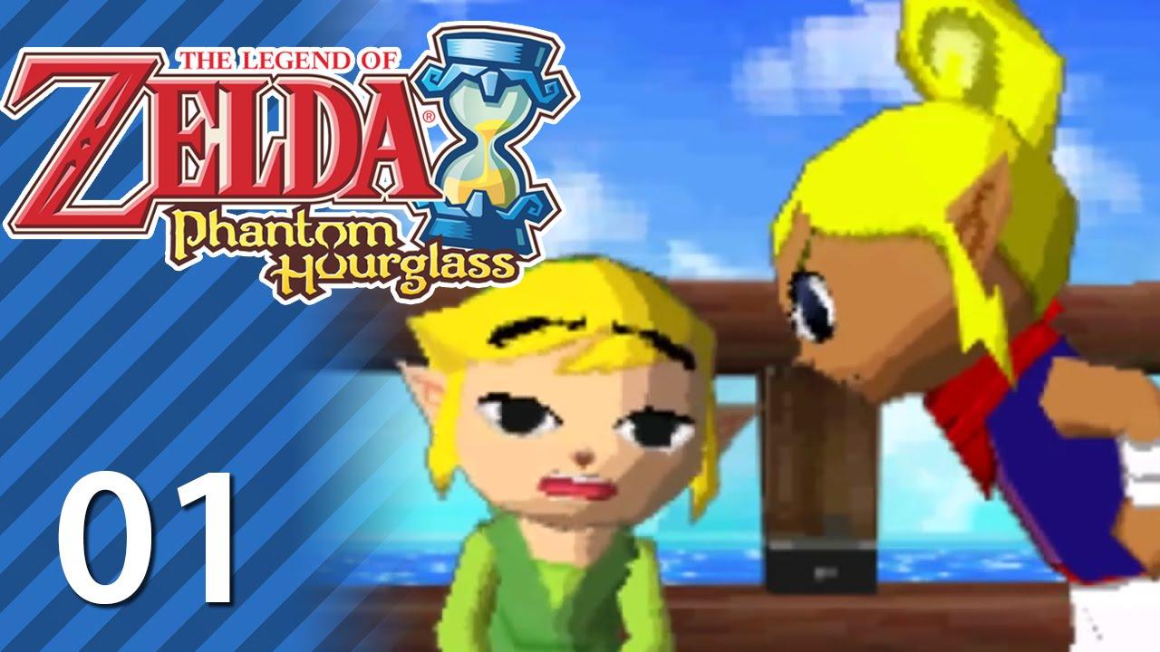 The Legend Of Zelda Phantom Hourglass Gameplay