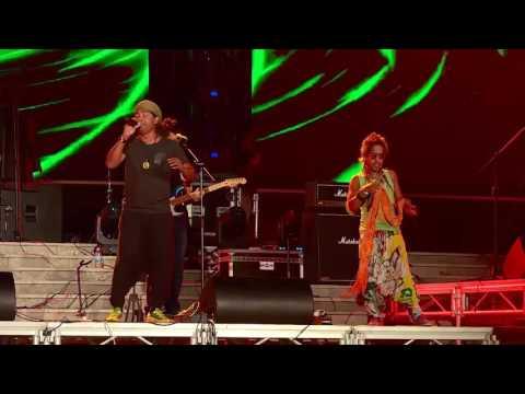 Sudu Andumin - Jayasri ft. Infinity Live at Interflash 2017