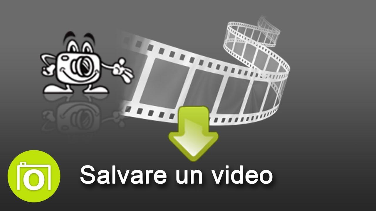 Download Come salvare un video - Kizoa Tutorial