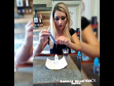 EASY! E-Juice HOW TO make your own Vape juice at home hassle free simple step by step