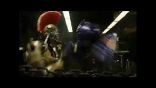 """Отличный клип из фильма """"Живая сталь"""""""
