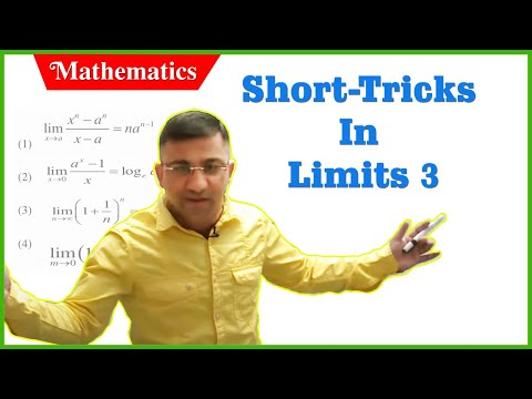 Short-Tricks In Limits 3