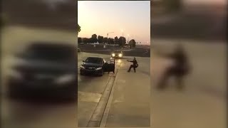 Police Chase, Attempted Police Car Theft