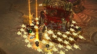 Diablo 3: The Vault (How to Find Treasure Realm)