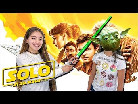 Solo Star Wars Movie Toy Haul