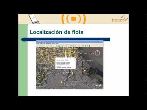 Calipso Mobile - Seguimiento de Transportes - ERP Uruguay - GPS