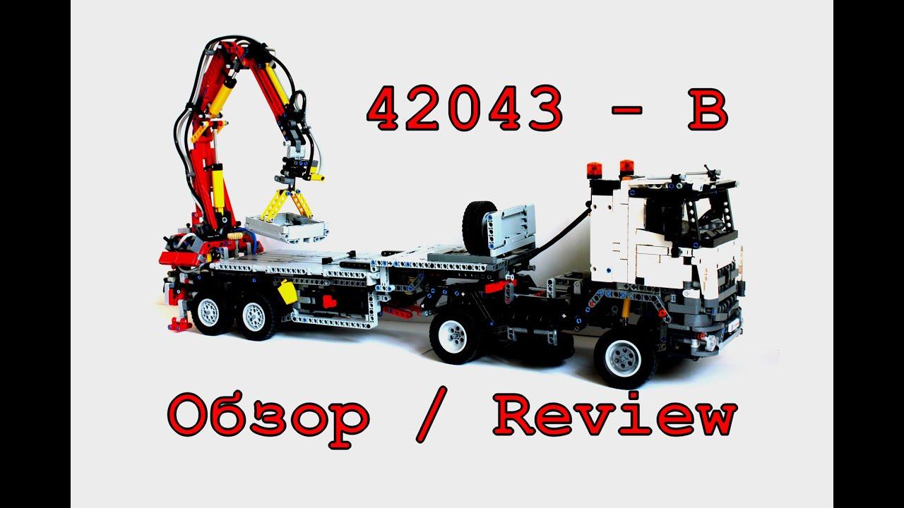42043 lego technic 42043. Black Bedroom Furniture Sets. Home Design Ideas