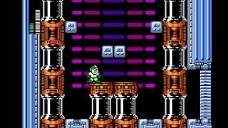 Mega Man 3 - Wily Stage 4 - Vizzed.com GamePlay - User video