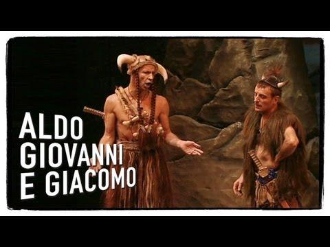 Pdor (prima parte) - Tel chi el telun | Aldo Giovanni e Giacomo
