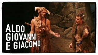 Pdor (prima parte)  Tel chi el telun  Aldo Giovanni e Giacomo