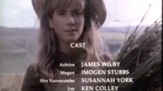 """A Summer Story"" - part of the final scene and end credits"