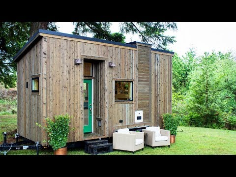 Rustic Style With Apothecary Tiny House | Lovely Tiny House