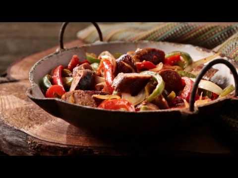 Recipe: Italian Sausage, Pepper & Onion Skillet