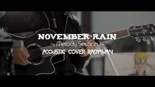 G & R - November Rain (Acoustic Cover Riadyawan) Melody Section