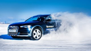 видео Bridgestone Blizzak Ice