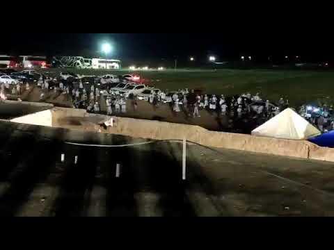 Vídeo mostra torcedores do Botafogo-PB invadindo estádio; confusão levou torcedor a morte