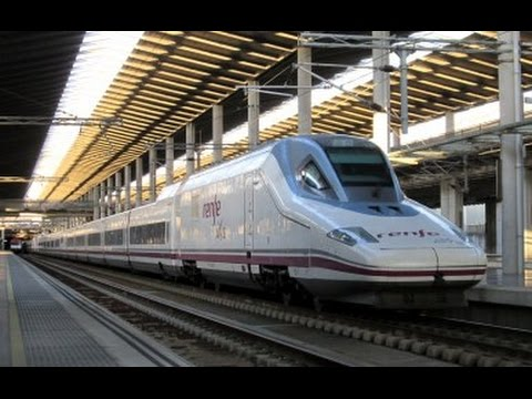 Trenes en Cordoba - AVE High Speed Trains / Larga Distancia