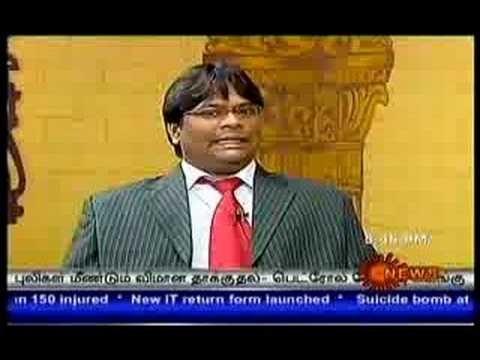 Jaiganesh - Sun Tv Interview Part 5