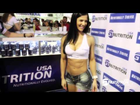 GT Nutrition USA at the Arnold Classic in Rio de Janeiro, Brazil!