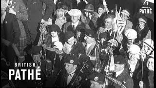 Back To Bonnie Scotland Aka Back To Bonnis Scotland (1932)
