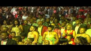 Crown Gospel Music Awards 2012  -  Charisma and James Okon