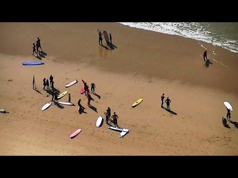 Praia Castelejo Vila do Bispo (HD)