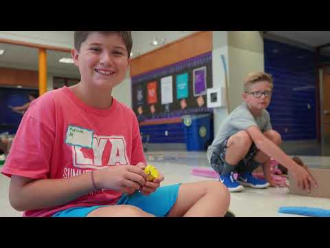 STEM Summer Camp 2019 Rising 6th & 7th grade students.