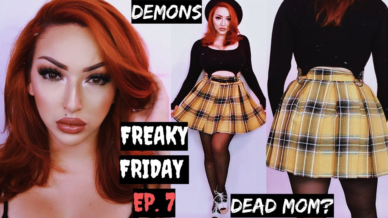 Download FREAKY FRIDAY | Ep. 7 - Demons Pulled My Feet At Night! | GRWM (Subscribers Paranormal Stories)