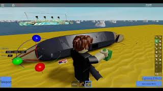 The sinking of the Virginia|roblox Tiny ships|