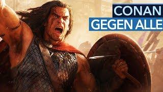 Die Massenschlachten von Conan Unconquered im Test