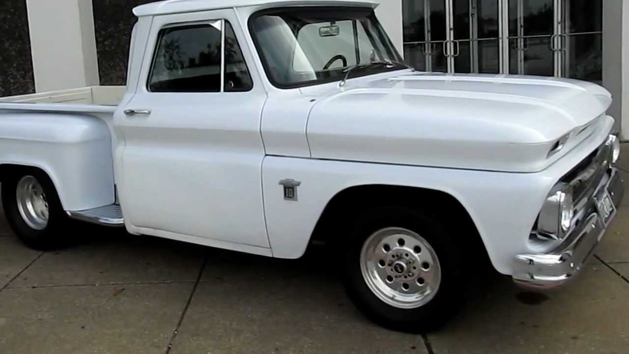 64 chevy c10 big block 9 fat mickey thompson tires for sale youtube. Black Bedroom Furniture Sets. Home Design Ideas