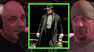 The Origins of The Undertaker Character