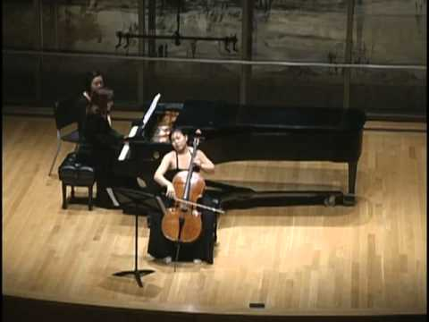 Rachmaninov: Sonata for Cello and Piano in G minor, Op. 19, II - Allegro scherzando