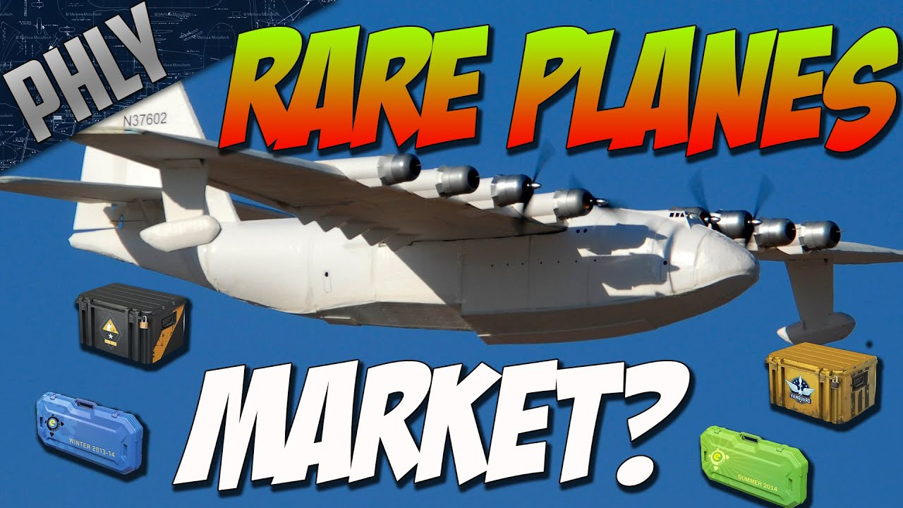 War Thunder Market