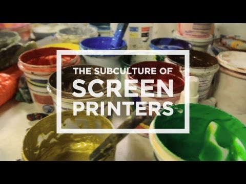 Screen Printers in Los Angeles