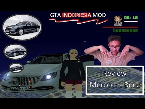 Review Mercedes Benz Maybach S650 (GTA INDONESIA)